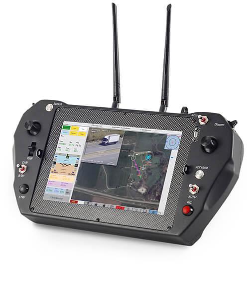 GCS drone - uav gca