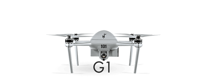 Sentinel G1 military drone