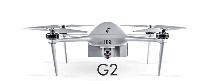 Sentinel G2 military drone