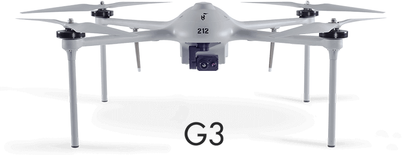 Sentinel G3 military drone